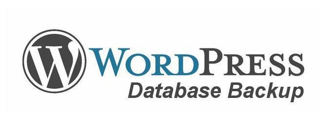 Come Fare il backup del vostro sito in WordPress