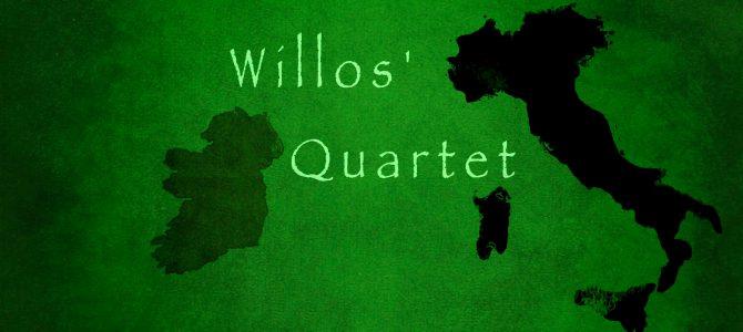 23/07/2016 – Willos Quartet @ Fonti di Follonica (Siena) – TBA