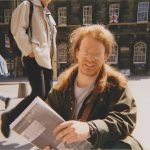 Me during my Erasmus Exchange Program in Edinburgh